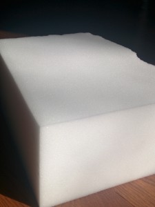 Large Foam Block