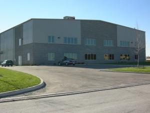 Prefabrication steel building
