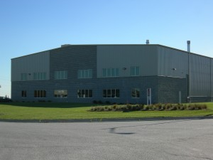 Prefabrication steel building